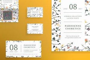 Print Pack | Parisienne Cosmetics