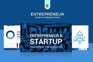 Entrepreneur/Startup PPT Template