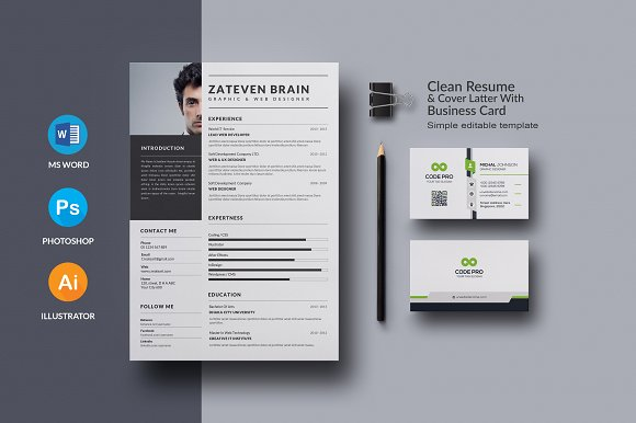Resume Template Nursing Resume Template  Cv Template  Resume Templates  Creative Market Free Templates For Resume Word with Objective For Resume Retail Excel Resume Template  Cv  What Is The Objective Of A Resume Pdf