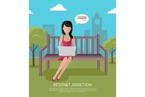 Internet Addiction Banner