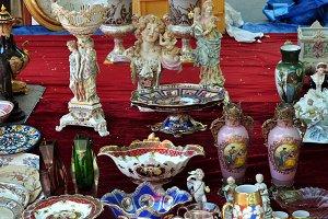 Porcelain Decorative Objects