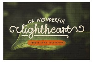 Oh Wonderful, Lightheart-Collection