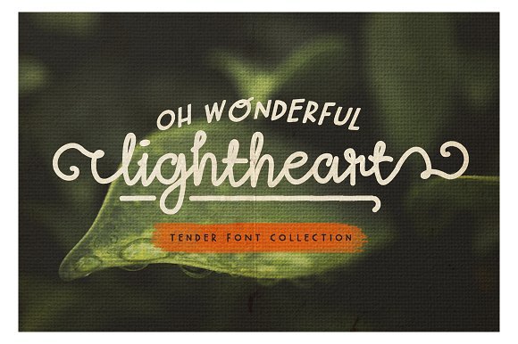 Oh Wonderful Lightheart-Collection