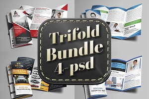 Multi Purpose Trifold Bundle