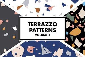Terrazzo Patterns Volume 1