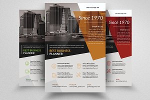 Corporate Business Agency Flyer