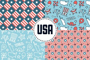 USA Patterns