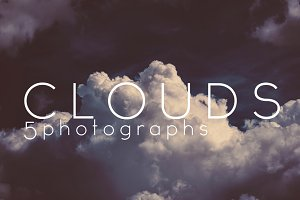 5 Cloud Photographs