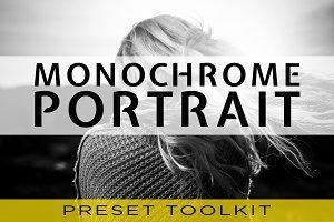 Monochrome Portrait Toolkit