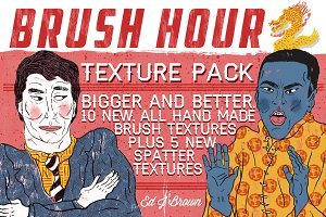 BRUSH HOUR 2! - Texture Pack