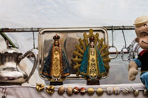 Vintage Objects Virgins