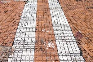 Tile Floor Background