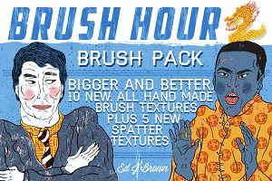 BRUSH HOUR 2! - Brush Pack