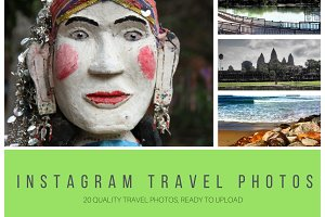 Instagram Travel Photo Bundle