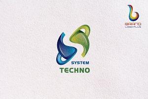Letter S Logo Design Templates