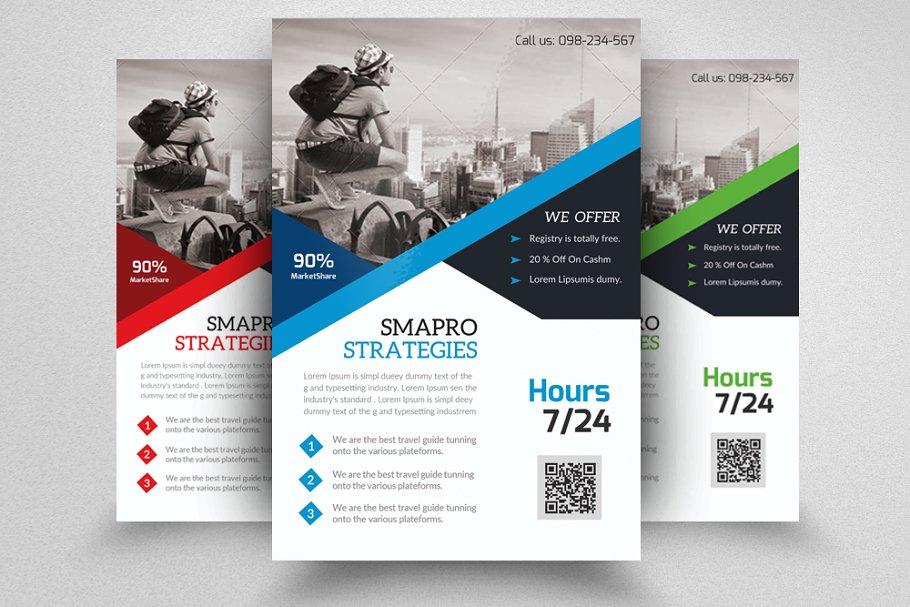 Job Expo & Career Fair Flyer