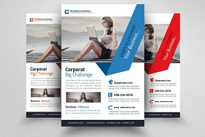Business Opportunity Flyer Template