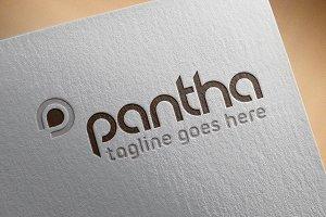 Startup Logo - 'Pantha'