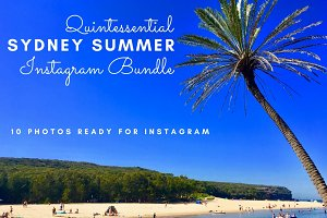 Sydney Summer Instagram Bundle