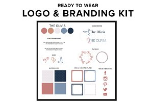 Logo Template & Branding Kit