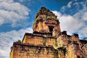 Baksei Chamkrong Temple Cambodia