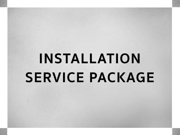 Template Installation Service
