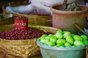 Asian Vegetable Market