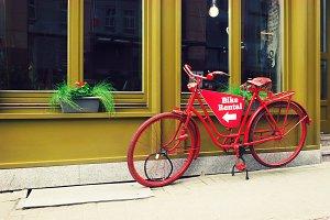 Bike rental service