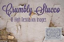 Crumbly Stucco Vol. #1