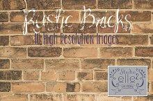 Rustic Brick vol.#1