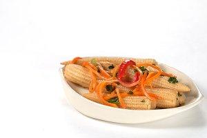 Marinated Corn