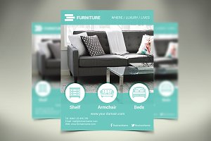 Furniture Flyer - SB