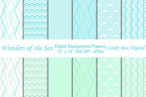 Wonders of the Sea Background Papers