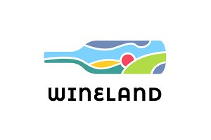 Wineland logo