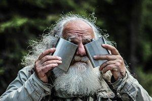 OLD MAN!
