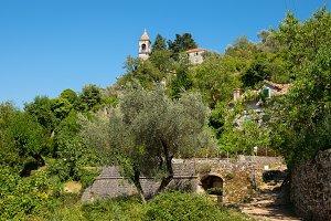 Village Gornji Stoliv, Montenegro