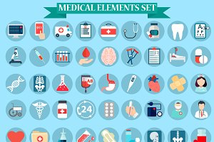 Medical Elements Mega Set