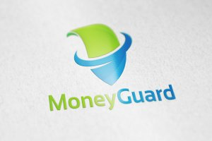 Clean Logo Money Guard template