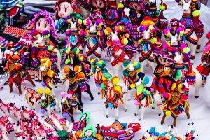 Peruvian Figures