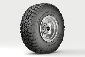 OFF ROAD WHEEL AND TIRE 3
