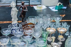 Glassware Objects