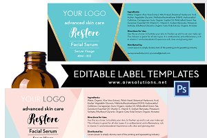 Product Label Template-ID18