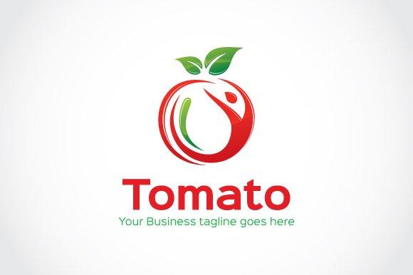 tomato logo template logo templates creative market