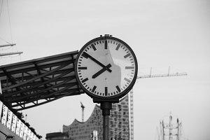 Port Clock
