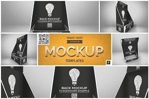 Table Top Display Mockup