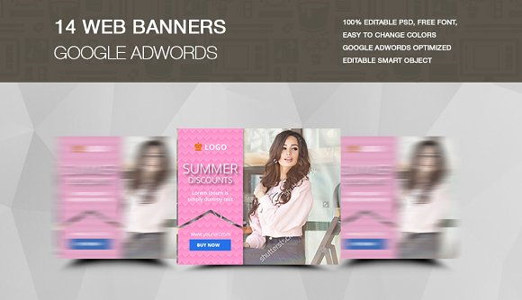 Summer Sale Banners ADS