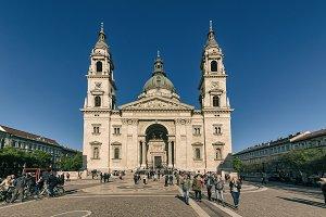 Budapest - St. Stephen's Basilica, Hungary