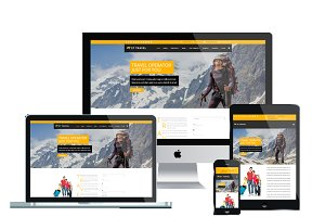 ET Travel - Travel Joomla! Templates