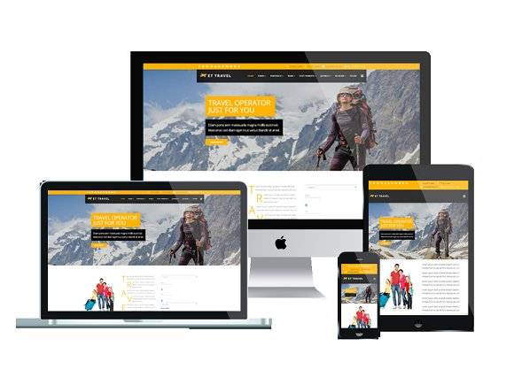 ET Travel Travel Joomla Templates