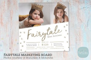 IY003 FairyTale Marketing Board